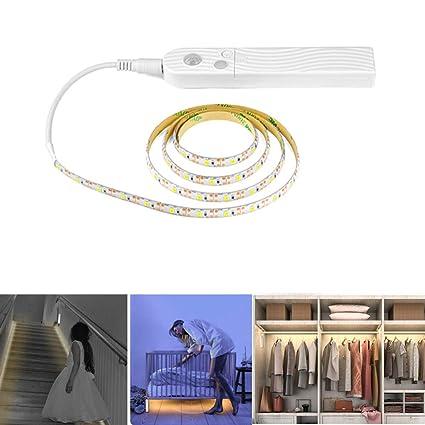 Amazon Com Aoile 3m Led String Light With Motion Sensor For