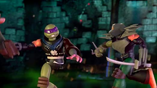 Amazon.com: teenage mutant ninja turtles Mix and Match Casey ...