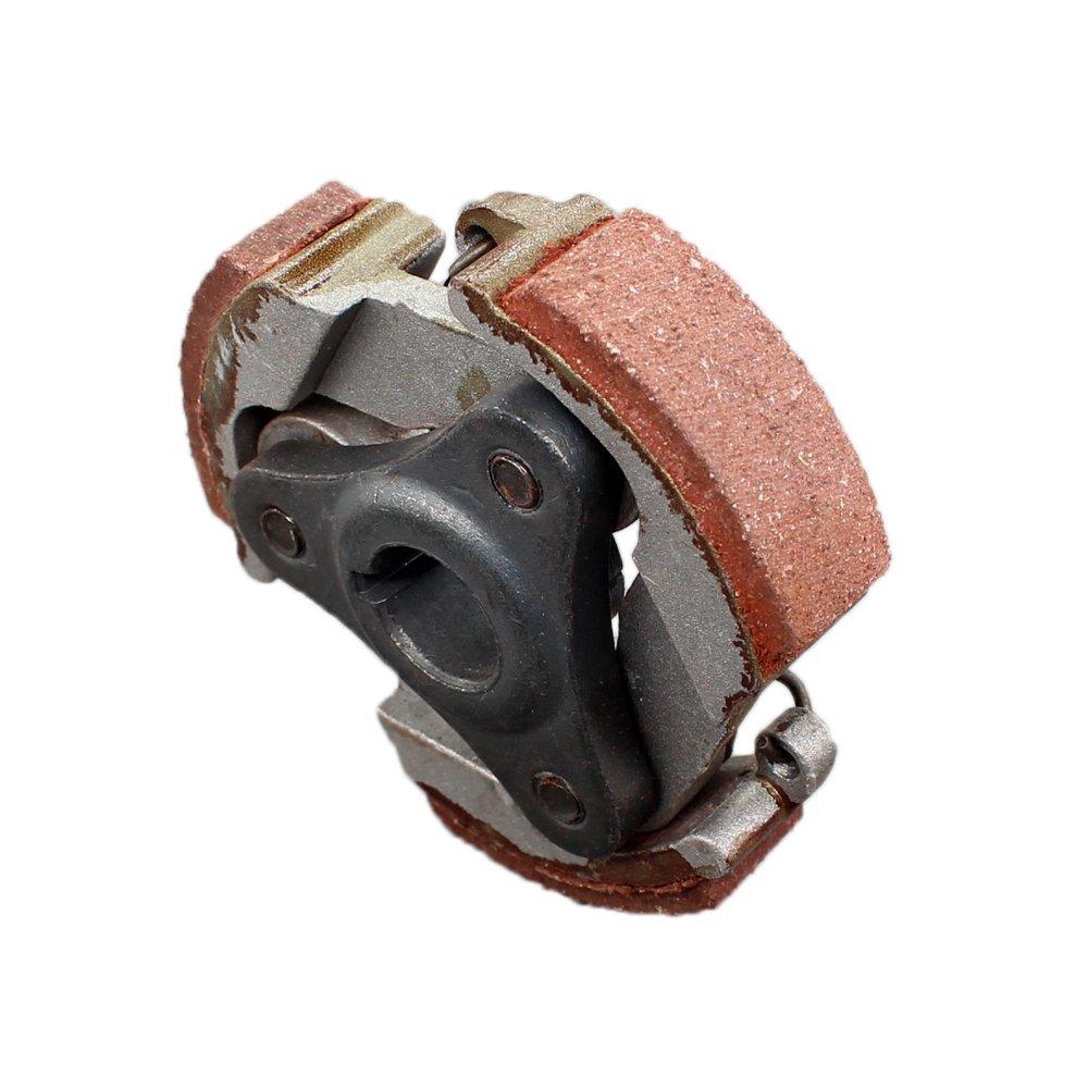 AISEN Embrayage Plaque Centrifuge Renforc/é pour Pocket Quad Pocket Dirt Bike avec Clavette 47cc 49cc 50cc