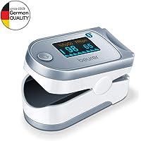 Beurer PO 60 pulsoksymetr z Bluetooth, wykrywanie nasycenia tętniczego krwi
