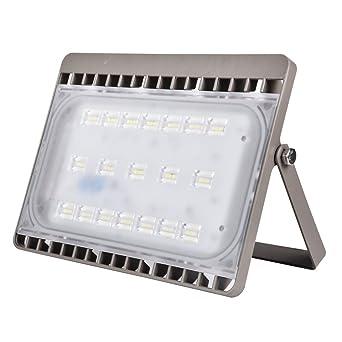 sailun® 50/100 W, foco proyector LED exterior lámpara exterior ...