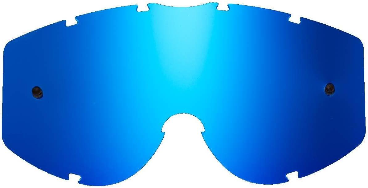 3301 Naswa 3204 Dark Side SeeCle 41C113 lenti di ricambio per maschere arancione specchiato compatibile per maschera Progrip 3200 Venom 3450 Riot 3201 Atzaki 3400 Menace