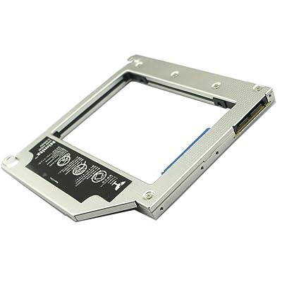2nd HDD SSD Caddy disque dur pour MacBook Pro Unibody Nimitz