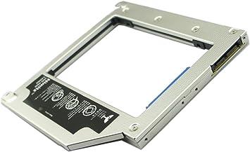 Nimitz - Caja de disco duro HDD SDD para MacBook Pro: Amazon ...