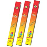 Cycle Agarbatti Three in One 19 Inch Long Incense Sticks (Pack of 3)