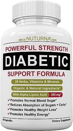 sin suplemento de diabetes