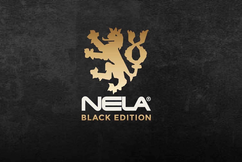 NELA 16 x 4.72 Black Edition Plastering Finishing Trowel
