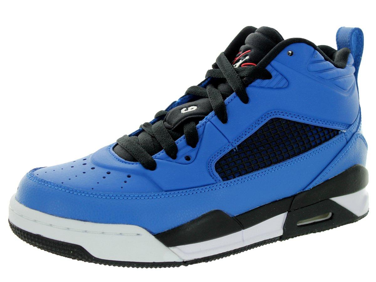 Jordan メンズ ボーイズ B0029YOPCY 5.5 M US Big Kid|Sport Blue/White/Black/Infrared23 Sport Blue/White/Black/Infrared23 5.5 M US Big Kid