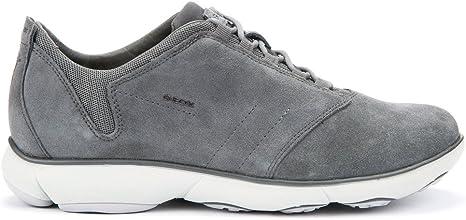 Ultime scarpe di moda Geox u Nebula b Sneakers Uomo Grigio