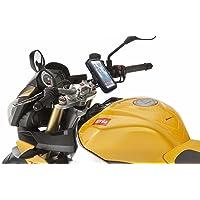 Soporte movil moto cargador sujeción de extrema dureza
