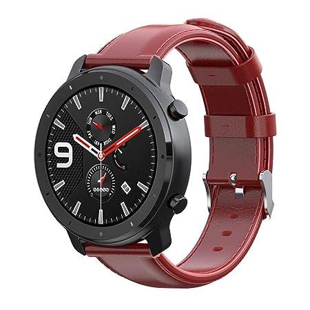 cineman - Correa de Repuesto para Reloj Huawei Amazfit GTR (42 mm ...
