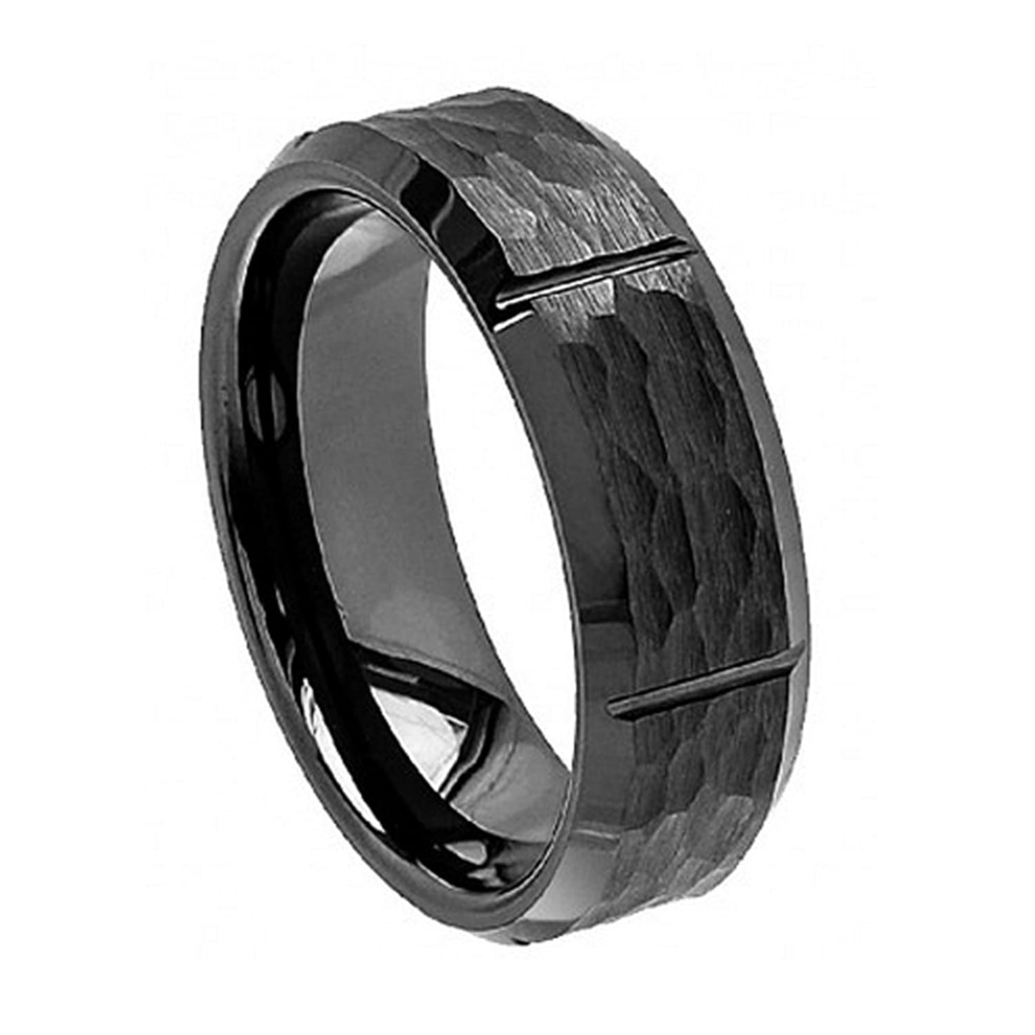 rings tungsten mens luxury unique of amp bands wedding repair ring kay lovely titanium mechanic