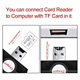 Shawn 2 in 1 TF Card Reader with Lightning