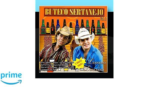 Leandro & luciano buteco sertanejo, vol. 1 amazon. Com music.