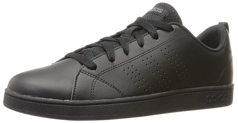 dinosaurio banco Humilde  Buy adidas NEO Boys' VS Advantage Clean K Sneaker, Black/Black/Onix, 1 M US  Little Kid at Amazon.in