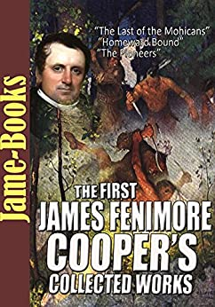 James coopers life and works in literature