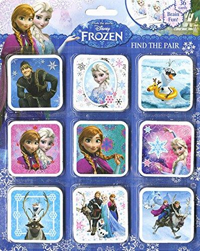 Memory. Frozen por Todolibro