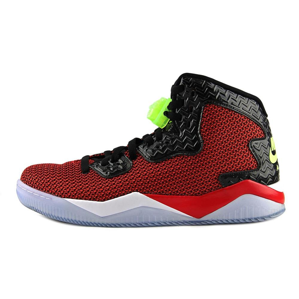 buy popular 0ca24 073de Amazon.com   Jordan Air Spike Forty Red   Basketball