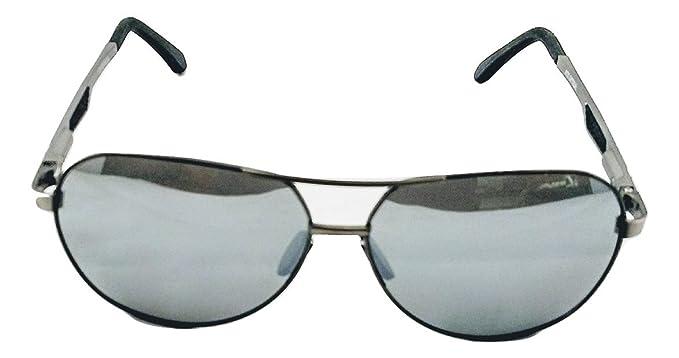 901e168a2b75 XXL extra large Classic Round Aviator Polarized Sunglasses for big wide  heads 150mm (black