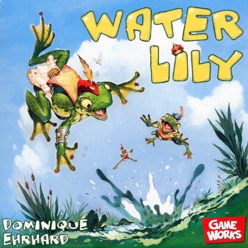 ウォーター・リリー (Water Lily)