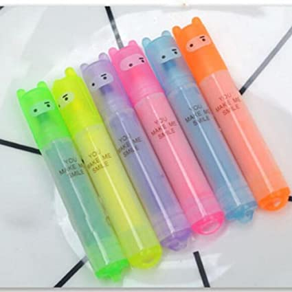 Mini bolígrafos de resaltador Ninja fluorescente novedad ...