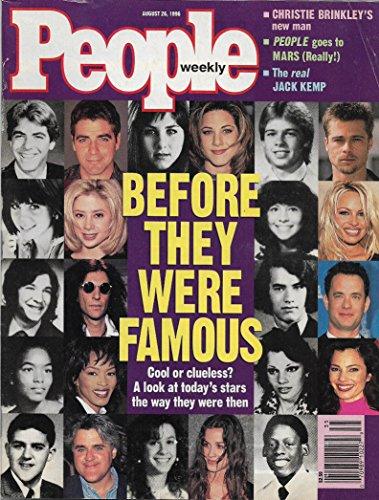 BEFORE-THEY-WERE-FAMOUS-Brad-Pitt-Alanis-Morissette-Howard-Stern-Mira-Sorvino-George-Clooney-August-26-1996-People-Magazine