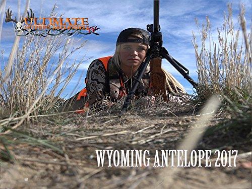Wyoming Rifle Antelope ()
