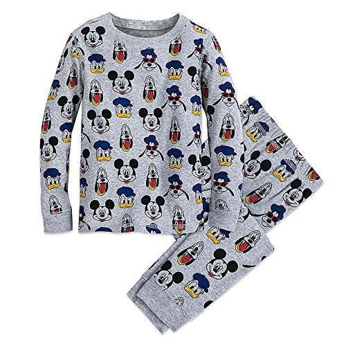 Disney Mickey Mouse and Friends PJ Set for Boys Size 5