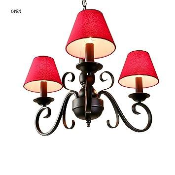 AME Chandelier - Tienda de Ropa de cafetería de Lujo Fashion Lounge Lounge Cafe Lighting Shade