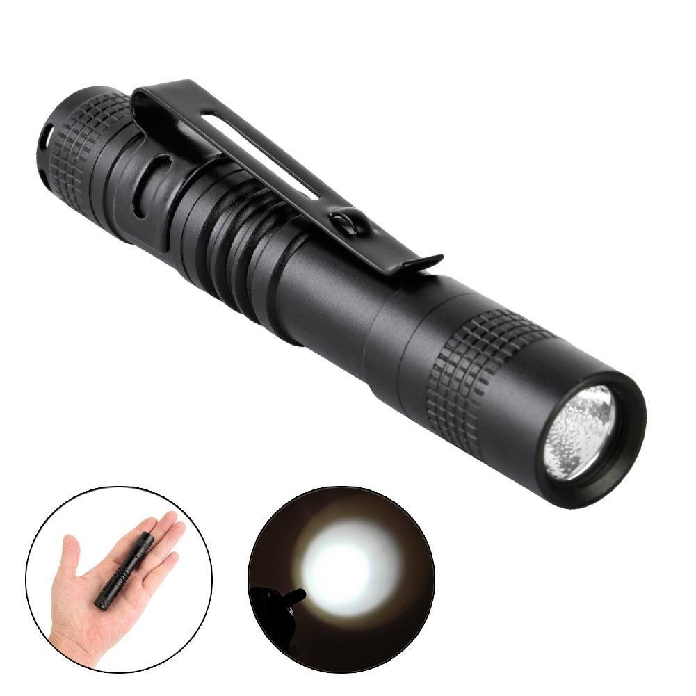 5 Pcs Led Medical Penlight Q5 Small Penlight Flashlight 400 Lumen Torch for Nurse and Doctor Cussity