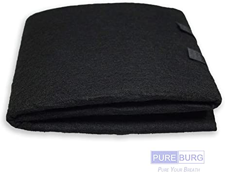 All-Filters CP-6005 Cut to Fit Carbon Pad for Air Purifiers Charcoal Sheet Range
