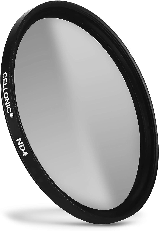 CELLONIC/® Filtre Densit/é Neutre ND4 Compatible avec Sigma /Ø 67mm Filtre Gris Neutre
