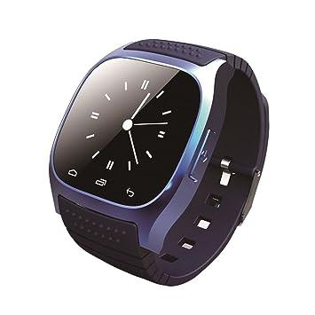 Homyl 1x Reloj de Entrenamiento con GPS y Registro Actividad con Sensor de Frecuencia Cardíaca para Movíles Inteligentes iOS - Azul: Amazon.es: Deportes y ...