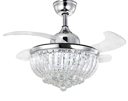 36 ceiling fan with light aker 36 moooni modern 36quot fandelier retractable ceiling fans with lights and remote crystal chandelier fan light 36