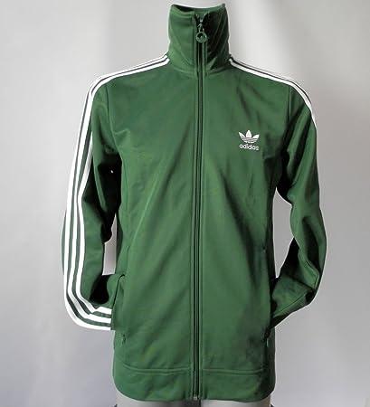 Adidas europe tT veste de sport pour homme vert taille m