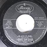 Leroy Van Dyke With The Merry Melody Singers 45 RPM Black Cloud / Five Steps
