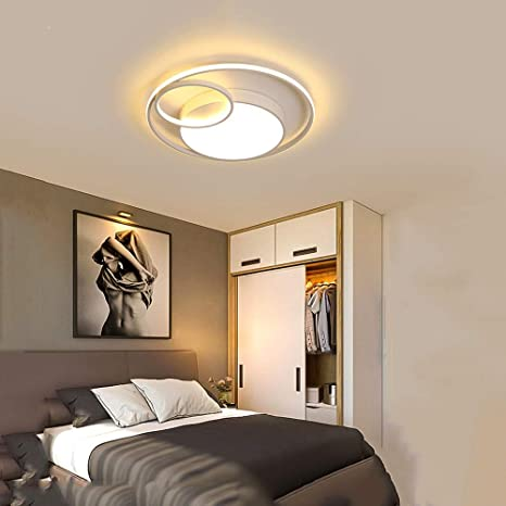 ZXT LED Lámpara empotrada en el Techo Moderno Minimalista ...