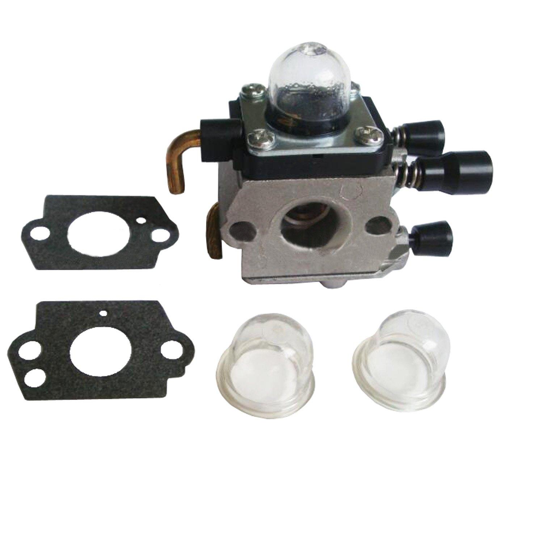 hippotech carburador con imprimación bombillas separador de aceite ...