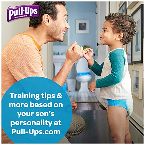 Large Product Image of Pull-Ups Learning Designs Training Pants for Boys, 3T-4T (Packaging May Vary)