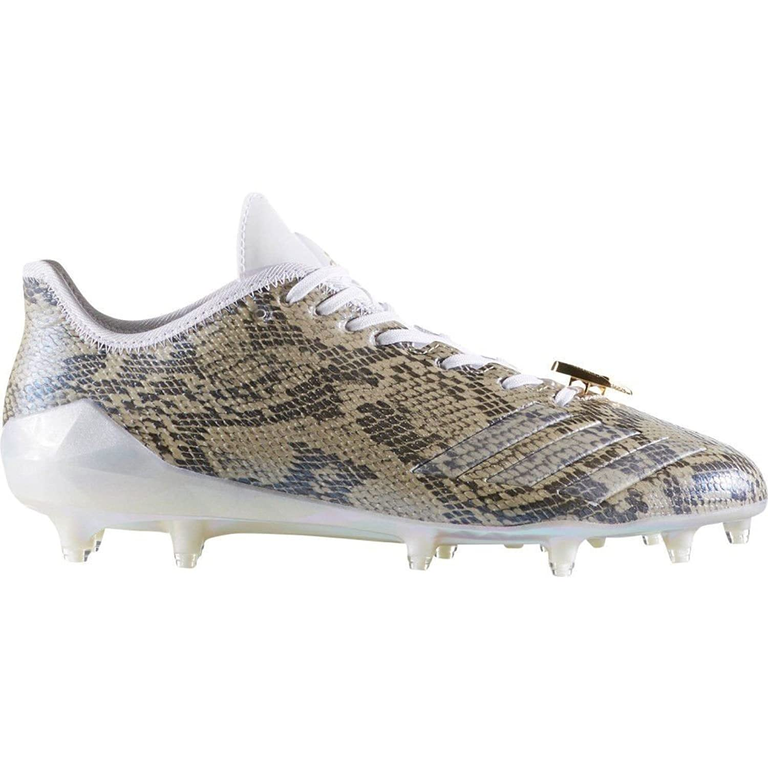 (アディダス) adidas メンズ サッカー シューズ靴 adidas adizero 5-Star 6.0 Uncaged Football Cleats [並行輸入品] B077XYXV5K 15.0-Medium