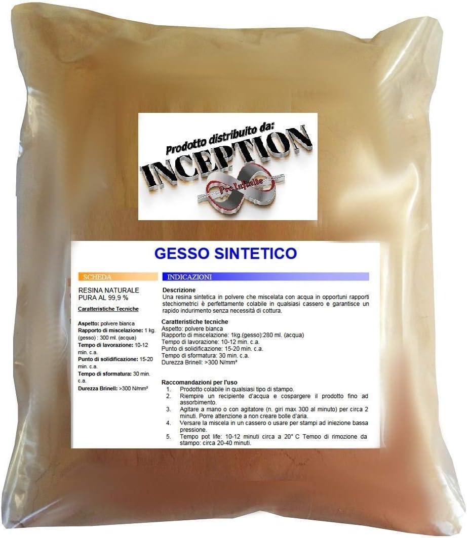 Inception Pro Infinite 1 kg del Mejor Yeso del Mercado - Yeso ...