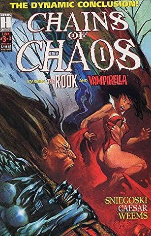 Chains of Chaos #3 VF/NM ; Harris comic book - Cha Chains