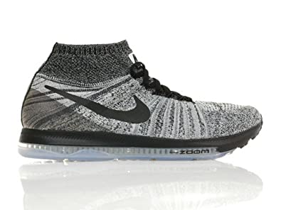 Zoom All Out Flyknit 844134 005 grey/ black (7.5)