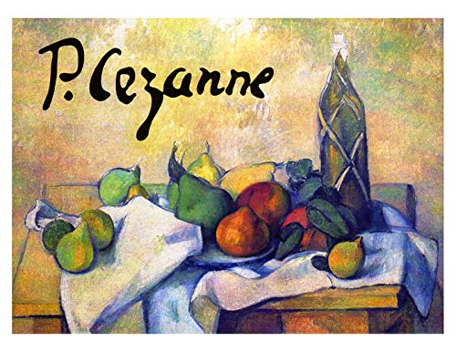 Paul Cezanne: Boxed Set of 16 Note Cards with Envelopes