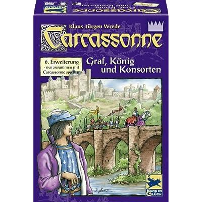"'Hans im Glück 48180–Carcassonne 6élargissement Graf, roi et consorts """
