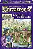 Hans Im Glück - Carcassonne - Graf, König & Konsorten