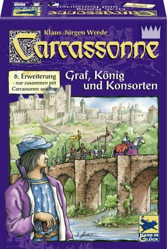 Schmidt Spiele CARCASSONNE(SPIEL) GRAF - KOEN 48180 B0010ECXPU Spielen / Raten