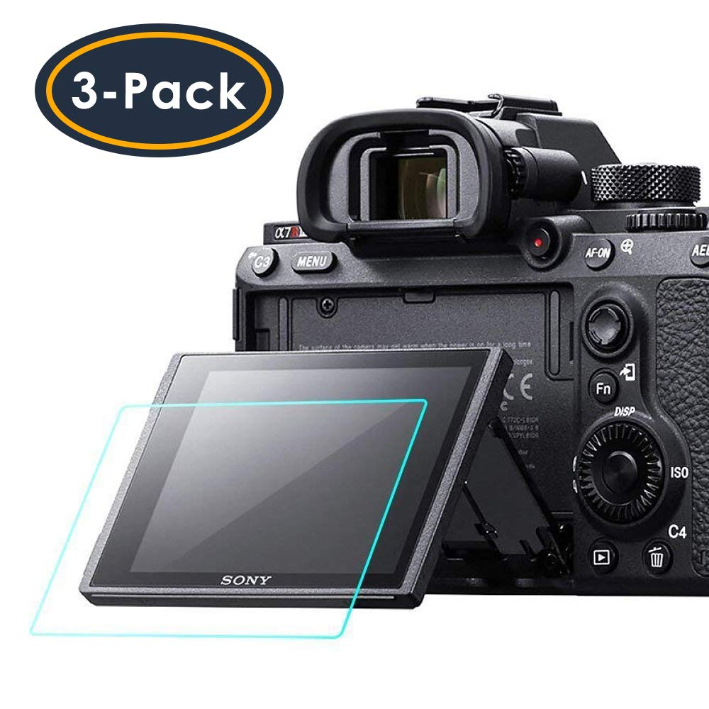 Vidrio Templado Para Sony Alpha A7riii A7riv A7r3 A9 A7ii