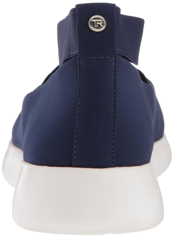 Taryn Rose Women's Danielle Lux Stretch Sneaker B075MQJLYR 5 M M US|Marine