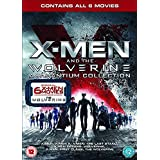 X-MEN & THE WOLVERINE ADAMANTIUM COLLECTION